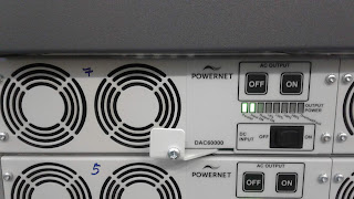 Проблемы с индикацией инверторов Powernet DAC60000