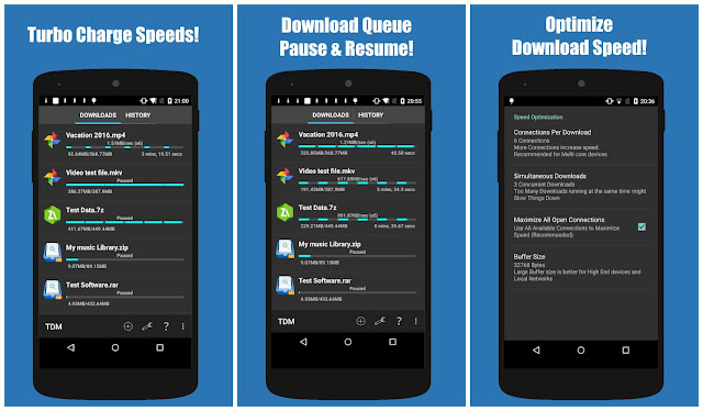 Turbo Download Manager 5.8 apk
