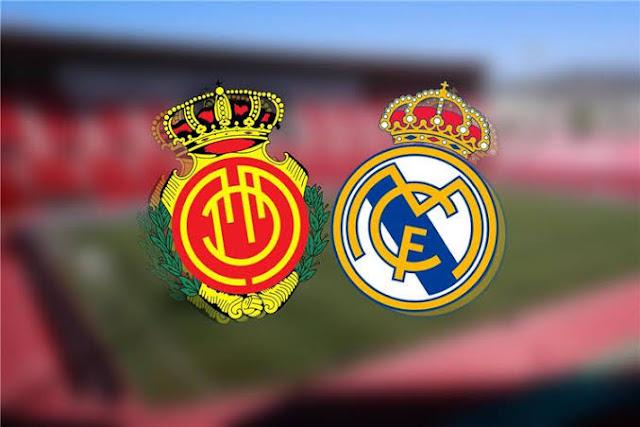 مشاهدة مباراة ريال مدريد ومايوركا اليوم 2020/6/24 في الدوري الاسباني