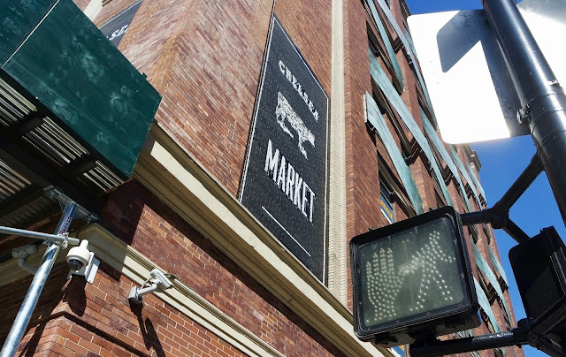New York Chelsea Market Travel Blog