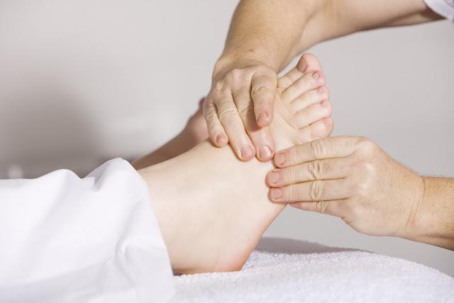 massage des pieds prendre temps pour soi