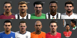 Mix Facepack v1 Pes 2013 by H.F.T