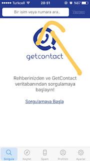 Getcontact İle Rehberinizdeki İnsanlar Sizi Nasıl Kaydetmiş Öğrenin