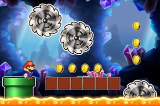 Jogue Super Mario Run 2 HTML5 games