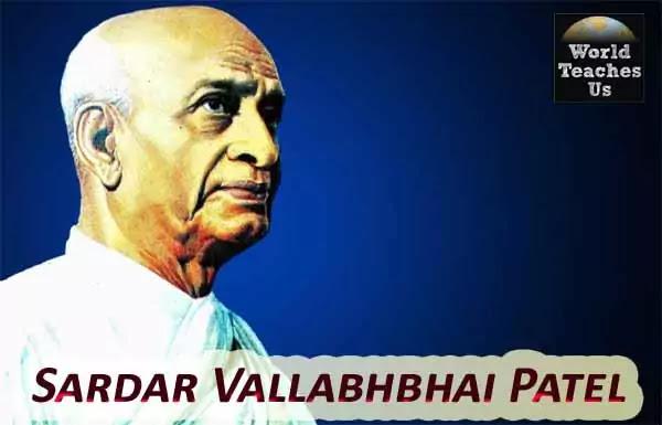 History of Sardar Vallabhbhai Patel / Statue of unity
