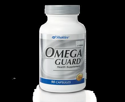 omega guard shaklee berak berdarah buasir