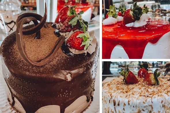 Tortas Padaria e Confeiteria Sul América