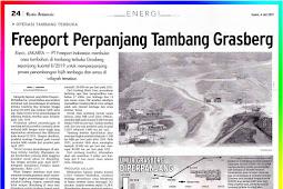 Freeport Extends Grasberg Mine