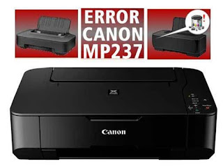 Cara Reset Printer MP258 MP237 MP287