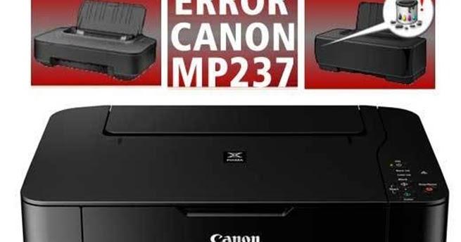Cara Reset Dan Mengatasi Berbagai Masalah Printer Mp258 Mp237 Mp287