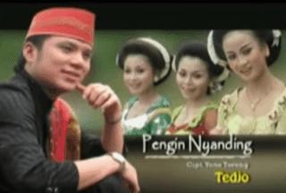 Lirik Lagu Pingin Nyanding - Dhimas Tedjo
