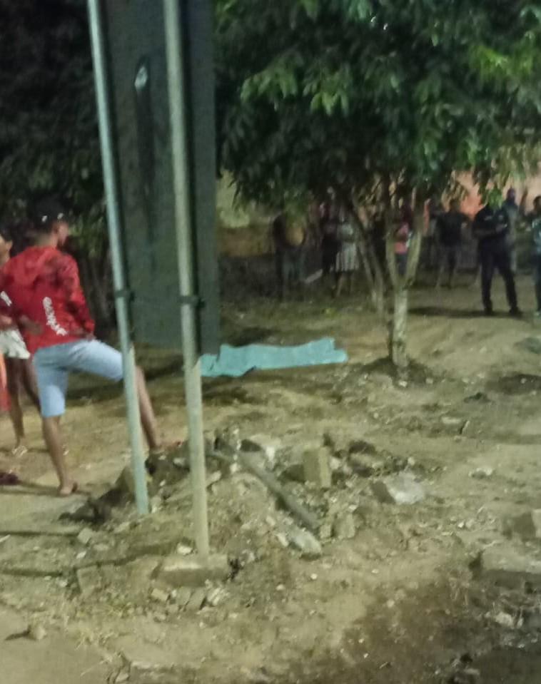 Jovem é assassinado a tiros no bairro Vila Rica, em Parauapebas.