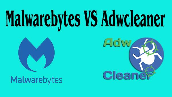 Malwarebytes and Adwcleaner