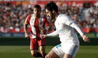 Real Madrid Tumbang di Kandang Girona
