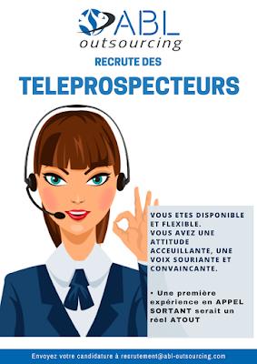 Téléprospecteurs