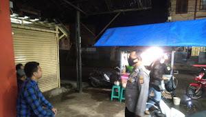 Bripka Andres Nugraha Polisi Cikancung Polresta Bandung Imbau Warga Taati 3M