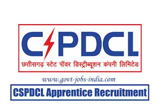 CSPDCL Apprentice Recruitment 2020