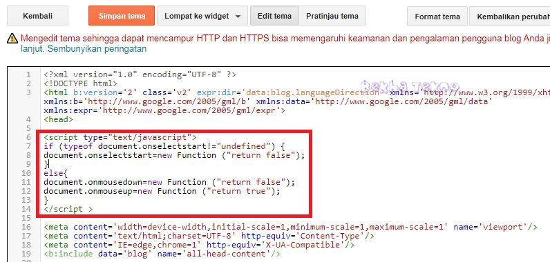 Cara memasang script di mt4