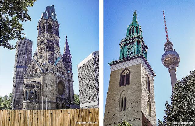 Três torres de Berlim