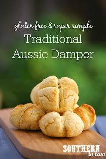 Gluten Free Damper Recipe