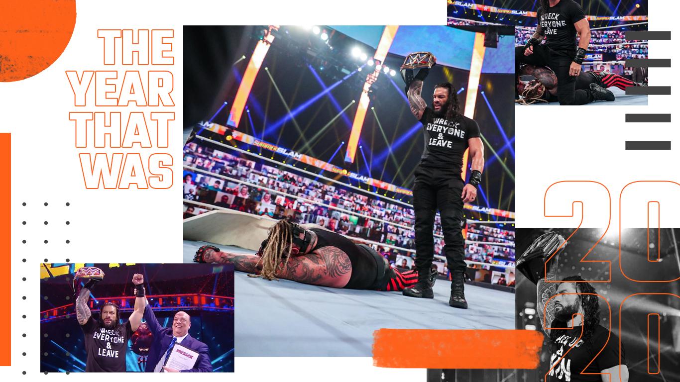 Roman Reigns in WWE