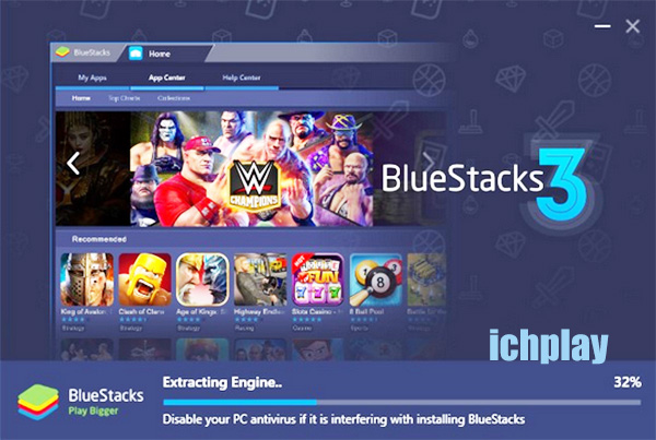 BlueStacks 3 - Tải Nhanh Hơn , Full Tính Năng, Giao Diện Mới Nhất 2018 c