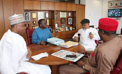 Minister Chris Ngige Replies Oshiomhole