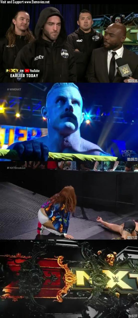 WWE NXT 13 July 2021 WEBRip 480p 350MB
