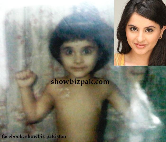 Pakistani Showbiz : Pakistani Celebrity Baby Pictures