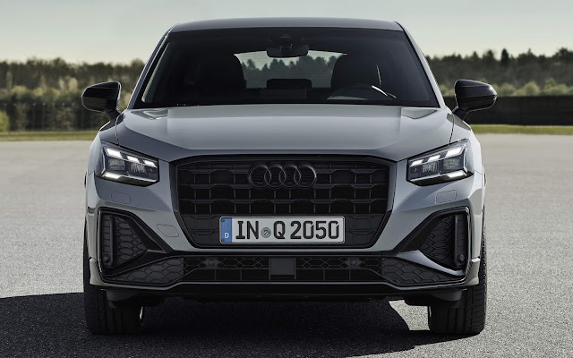 Novo Audi Q2 2021 apresentado com facelift na Europa