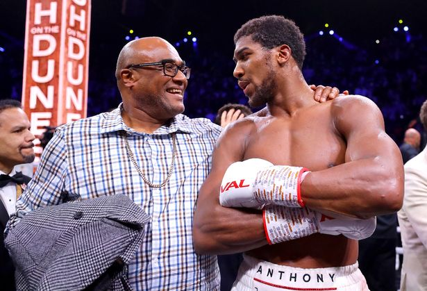 Boxer Anthony Joshua increased his fortune by £52million after beating Andy Ruiz to reclaim heavyweight titles