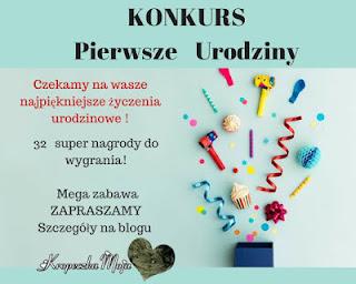 http://kropeczkamoja.blogspot.com/2017/10/konkurs-i-urodziny-emilki.html