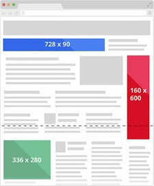 Ukuran Unit Iklan Google AdSense Terbaik Paling Menghasilkan
