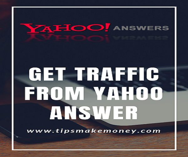Get Traffic from Yahoo Answers