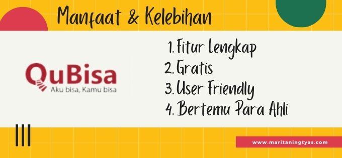 manfaat kursus online Indonesia