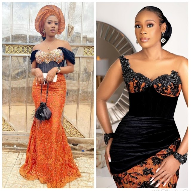 Mind Blowing 2021 Owambe Styles for Chics: Unique Collection of Owmabe Dress.