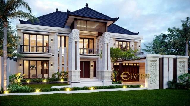Rumah Villa Bali 2 Lantai Ibu Widi, Bandung