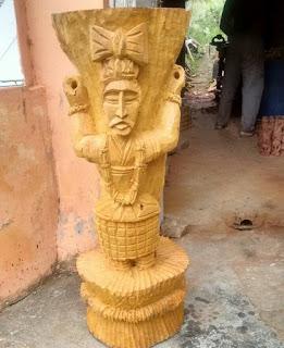 Escultura de Jõao