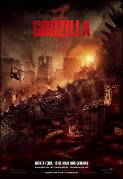 Baixar Godzilla Dublado Grátis