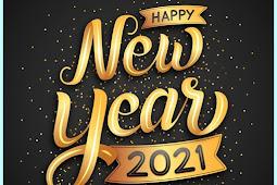 Kumpulan Kata Ucapan Selamat Tahun Baru 2021