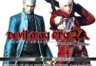 Download the game Devil May Cry