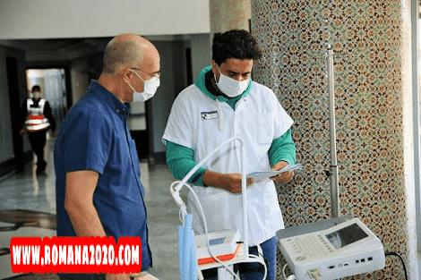 أخبار المغرب: السلطات تعمم التحاليل بالوحدات الصناعية لتحاصر بؤر فيروس كورونا بالمغرب covid-19 corona virus كوفيد-19