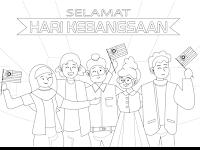 Poster Selamat Hari Kebangsaan