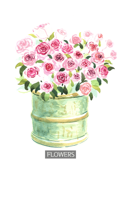 water color flowers_94