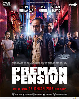Dwonload Film Preman Pensiun (2019) Full Movie