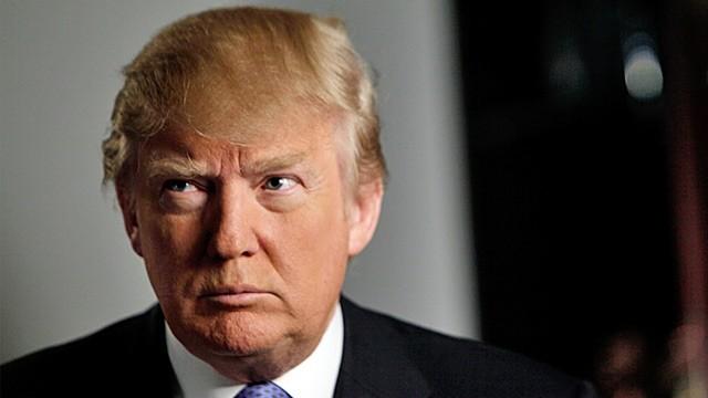 Donald Trump está vencendo a uma grande velocidade