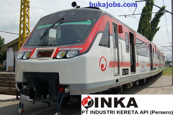 Lowongan Kerja PT Industri Kereta Api (Persero) 2019