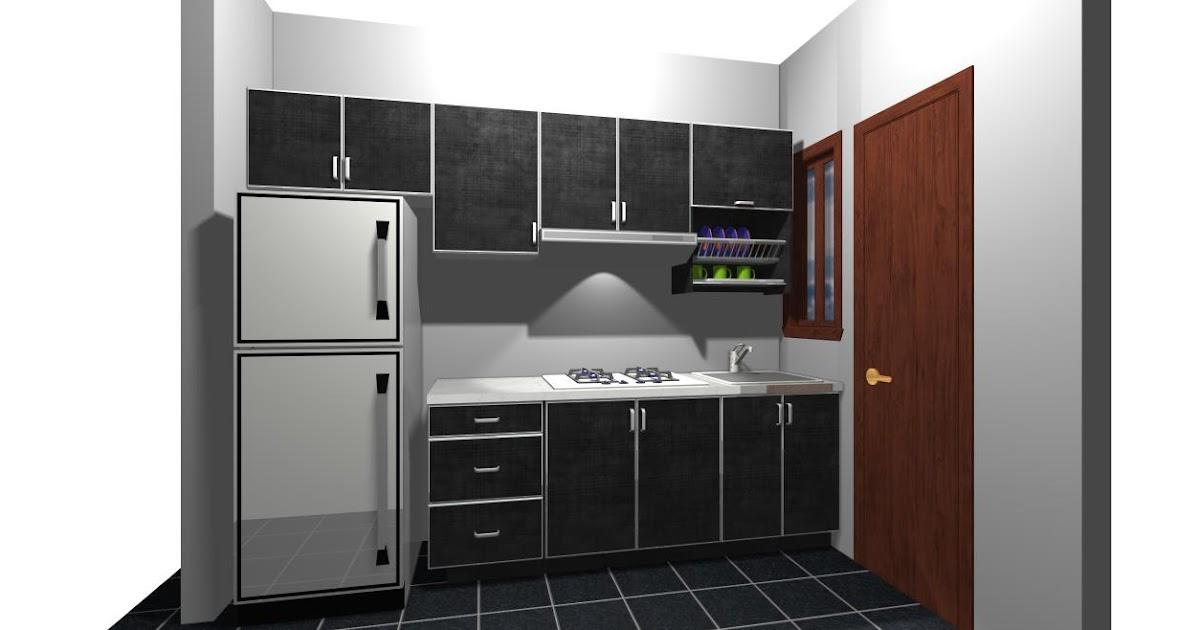 Kabinet dapur murah  Promosi 1