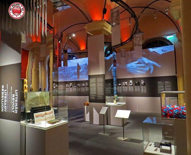 Museo del Premio Nobel, Estocolmo, Suecia