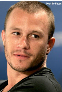 What is the biography of Heath Ledger?